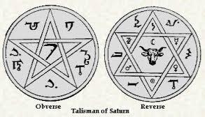 Talismán de Saturno